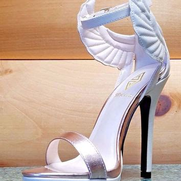 Fly Shoes Marilyn 4700 Gold best winged sandals products on wanelo
