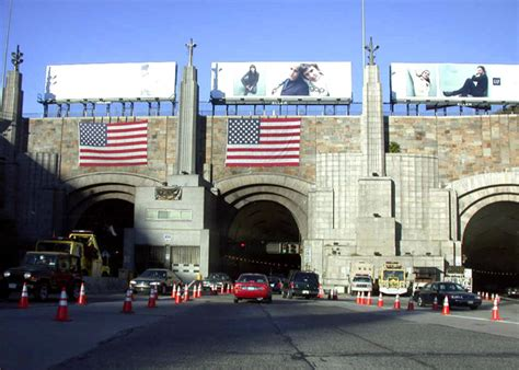 nycdata lincoln tunnel