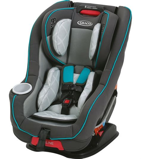 Graco Fit4me 65 Convertible Car Seat Finch