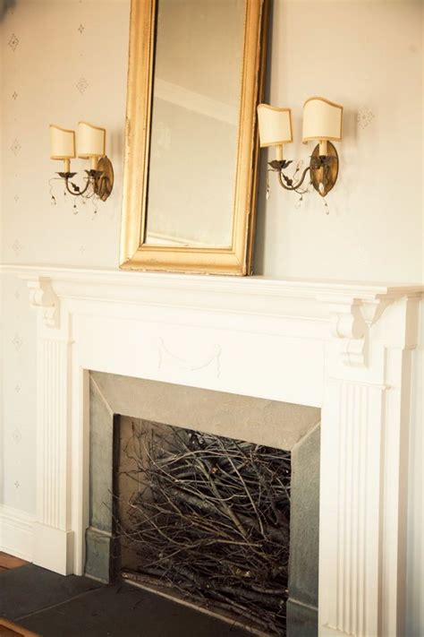 unused fireplace ideas 17 best ideas about unused fireplace on pinterest candles in fireplace faux fireplace insert
