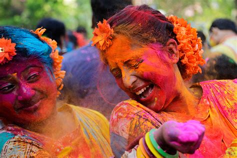 festival of colors holi quot festival of colors quot in india asiatourist