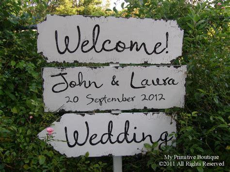 rustic vintage tent fold wedding toiletries sign vintage wedding sign package 3 signs wedding sign