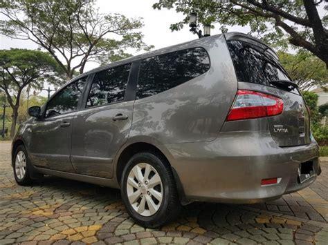 Nissan Grand Livina 2014 Xv At nissan grand livina 1 5 xv cvt 2014 mobilbekas