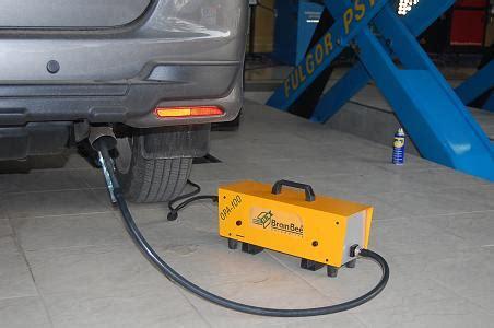 Alat Uji Emisi Gas Graywolf reparasiban uji emisi diesel