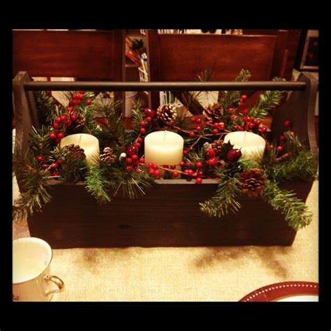 toolbox christmas centrpiece best 25 wooden tool boxes ideas on wood tool box tool box and small tool box