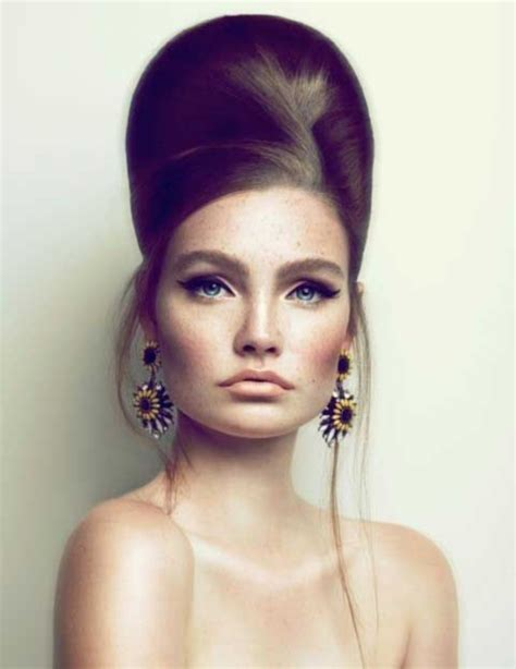 bouffant hairdo 85 stunning bouffant updo hairstyles for this christmas