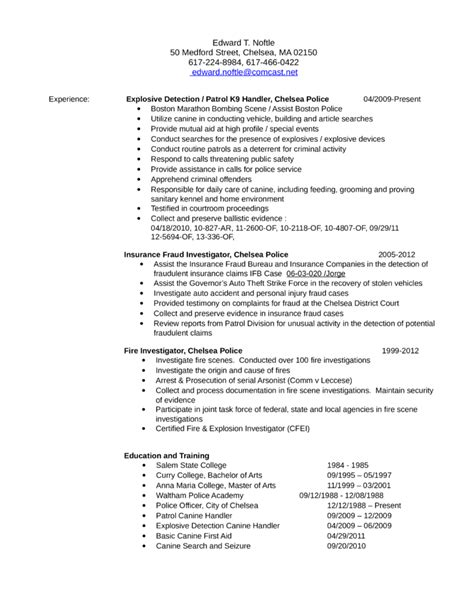 Criminal Investigator Cover Letter by Investigator Resume Asg Resume And Writing Services