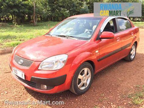 Kia Slx Used Kia Mid Sized Sedan 2005 2005 Kia Pride Slx Rwanda
