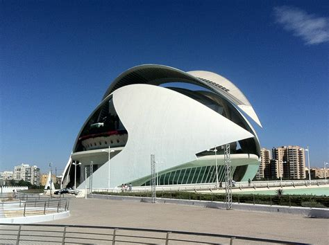 top modern architects modern architecture in spain mundo guides palace of arts