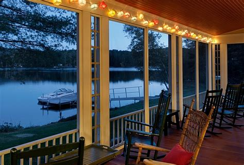 string lights for screened porch beyond the holidays radiant string light ideas that