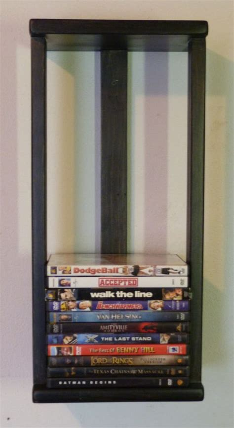 Dvd Shelf Rack by Dvd Wall Storage Wall Storage And Storage Racks On