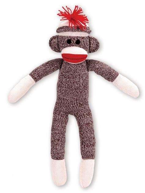 schylling sock monkey schylling