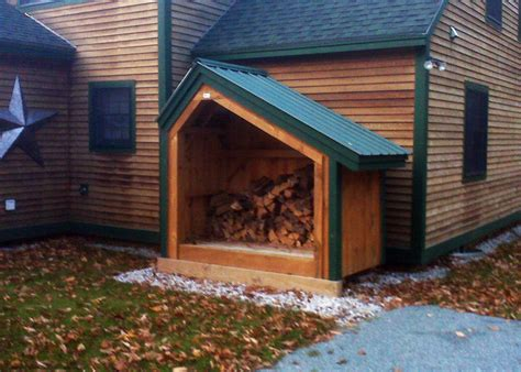 Firewood Shed Kits For Sale by Outdoor Firewood Storage Firewood Storage Shed Plans