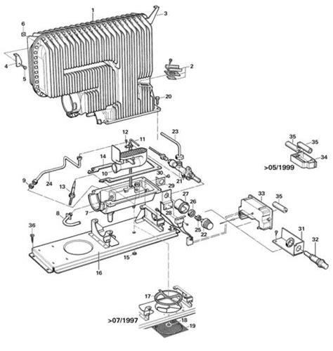 ccg 89300 truma s 2200 heater parts list caravanparts co uk