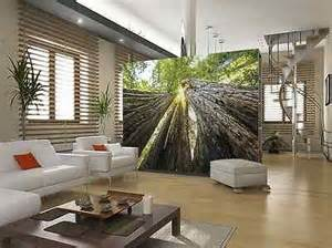 wall mural huge redwoods photo wallpaper large size wall airbrush murals on cars