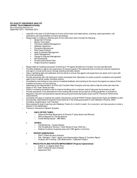 Resume 2016 Sles by Updated Resume Sles 28 Images Updating Resume For