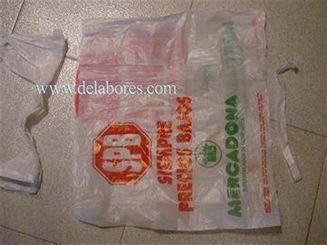 poncho material reciclado c 243 mo tejer con bolsas pl 225 sticas hacer tejidos con