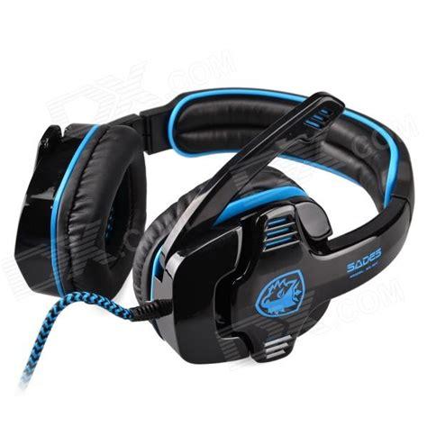 Headset Wolfang jual gaming headset sades 901 wolfang starcraft