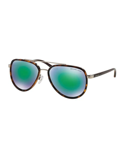 Mirrored Sunglasses aviator mirrored glasses louisiana brigade