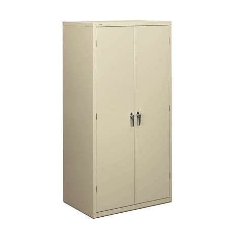 Hon Metal Storage Cabinet Hon Brigade 24in Deep Metal Storage Cabinet