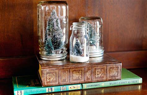 Handmade Jars - diy jar crafts gifts for the holidays