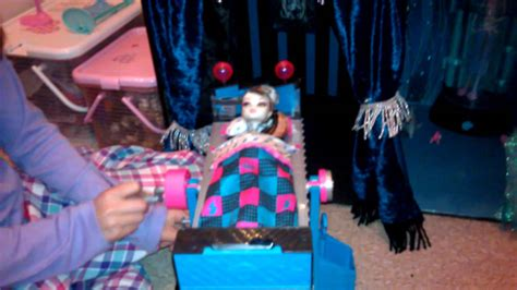 monster high doll house tours monster high doll house tour robyns youtube