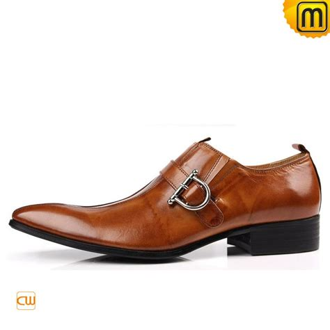 italian leather shoes mens brown italian leather dress shoes cw763072