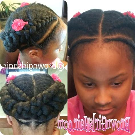 Hairstyles For Black Hair For School by Easy Hairstyles For School Black Hair Hairstyles
