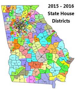 state house district map farm bureau congressional and state district