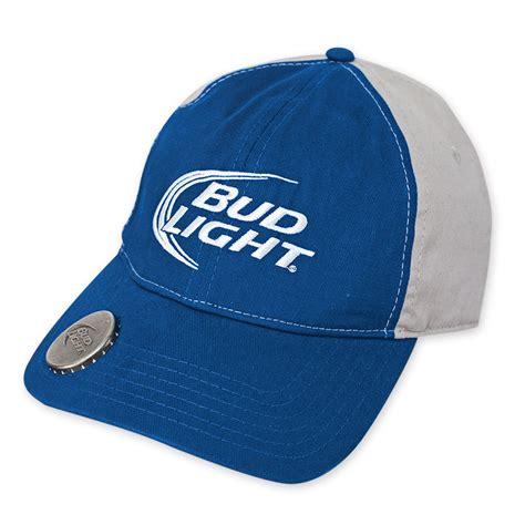 Bud Light Hats Bud Light Bottle Opener Two Tone Hat