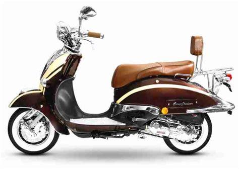 Roller Retro Gebraucht Kaufen by Motorroller Retro Roller 125 Ccm 90 Kmh Braun Bestes