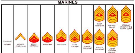 marine corps ranks image gallery marine ranks