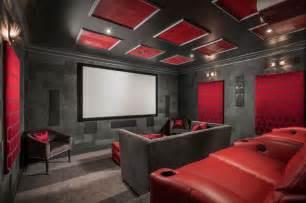 Soundproof Bedroom Door Firerock Country Club Contemporary Home Theater