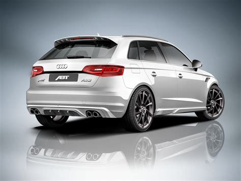 Audi Lifestyle by The New Abt As3 Sportback Lifestyle Car