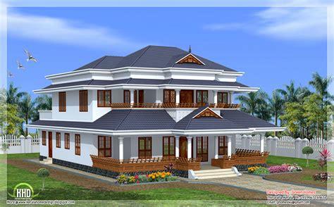 traditional kerala style home kerala home design
