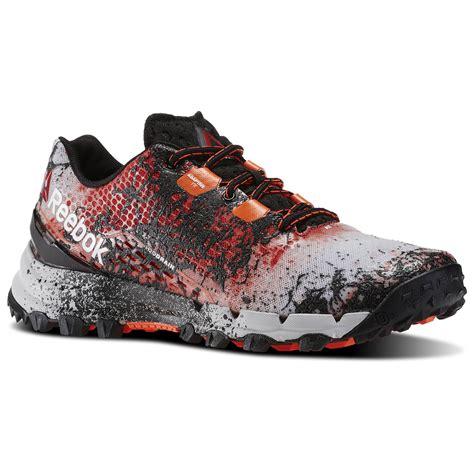 Jual Reebok All Terrain wiggle reebok all terrain thrill shoes ss16 offroad running shoes