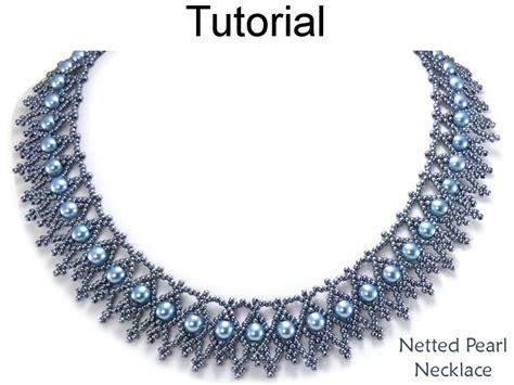 Beaded Necklace 25 best ideas about beaded necklace patterns on