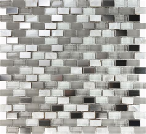 sle white pearl scent linear glass mosaic tile kitchen 1sf white glass mother of pearl stainless steel mosaic