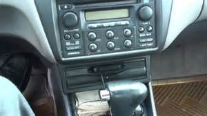 2000 honda accord ex l interior non single owner