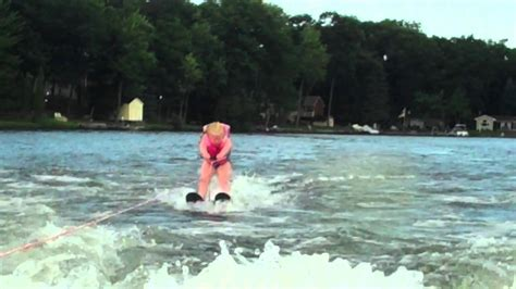 1 year water skiing five year water skiing