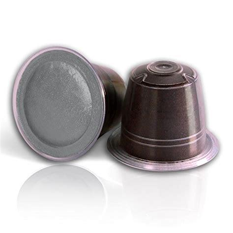Coffee Consumers   100 Nespresso Compatible Lavica Espresso Lungo Blend Dark Roast Single Serve