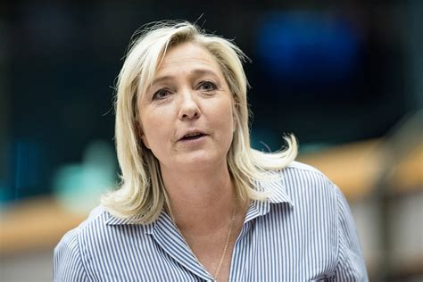 marine le pen french nationalists seen winning three regions atlantic