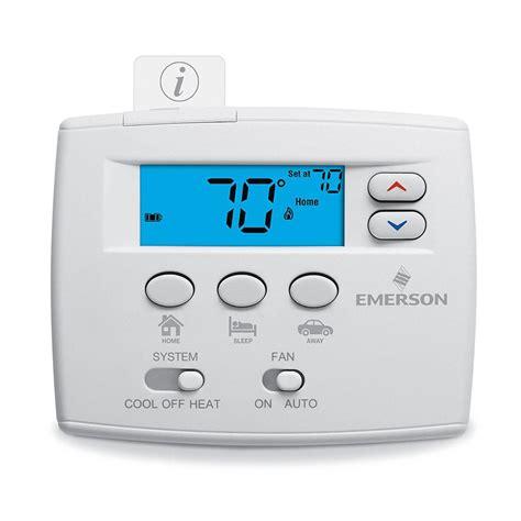 emerson thermostat wiring diagram webtor me