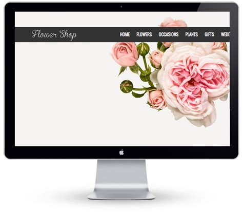 flower design website floranext florist websites floral pos floral software