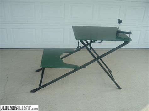 armslist for sale san angelo folding shooting bench
