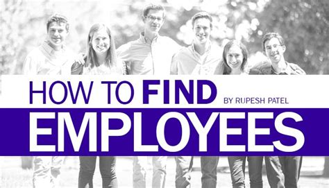 How To Search On By Employer How To Find Employees For Your Hotel