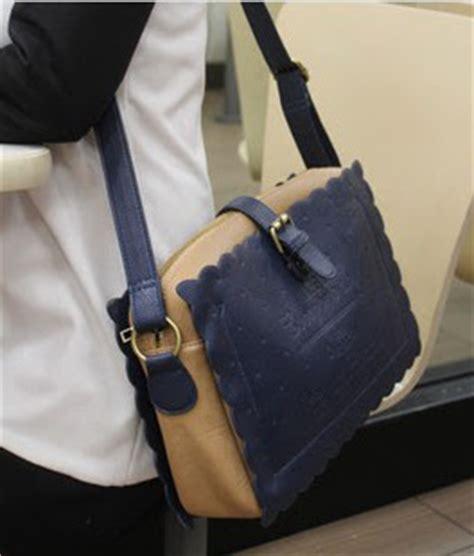 Tas Branded Wanita Kerja Kuliah Jalan Prada Formal Bag Navy butik baju sulaymancity 5 model tas wanita yang keren untuk jalan jalan
