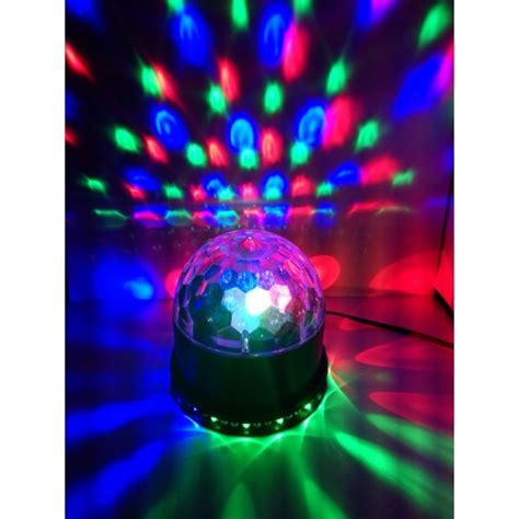 Ibiza Light Led Ufo Astro Disco Light Led Lights