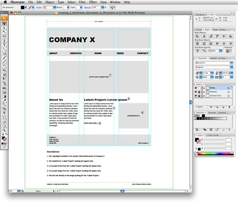 web layout wireframe how can your website stand out of the crowd