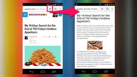 chrome read mode enable the new hidden quot reader quot mode in chrome for android